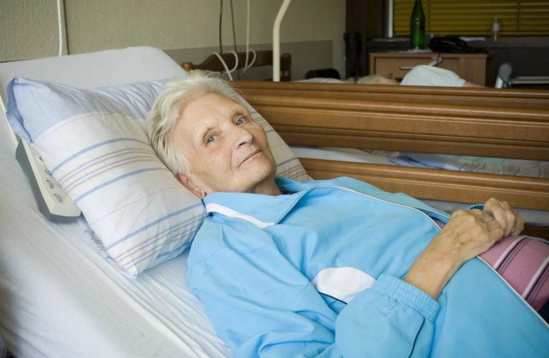 Лікування пролежнів у лежачих хворих у домашніх умовах
