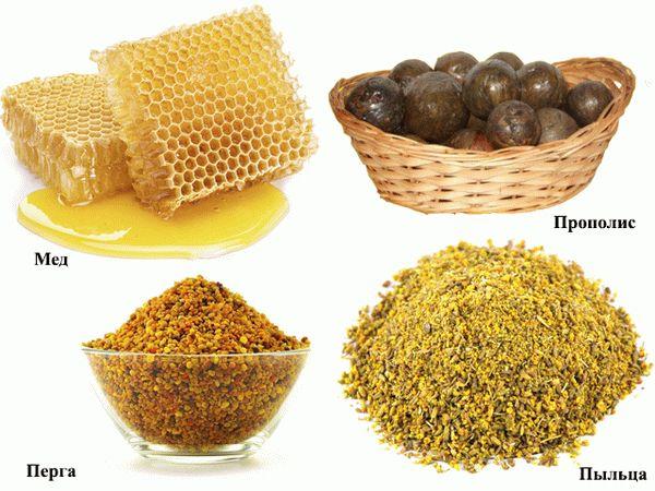 Лікування простатиту медом і апітерапією
