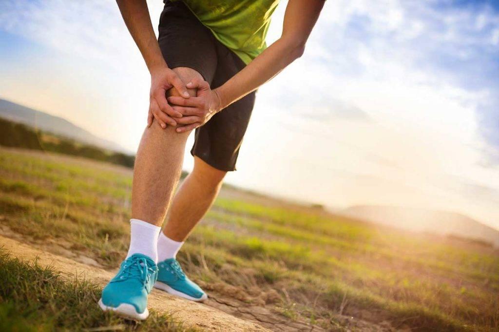 Лікування пухлини в коліні народними засобами