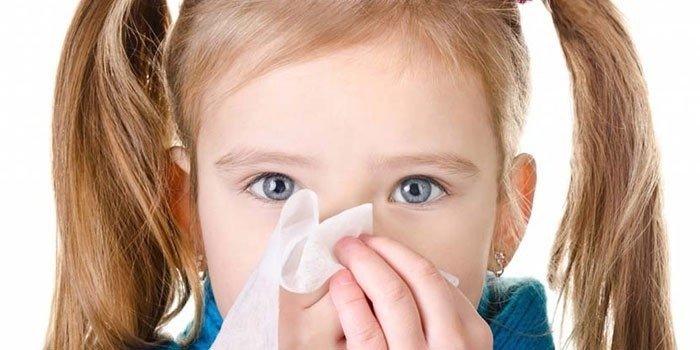 Лікування риніту у дітей