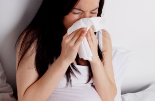 Лікування синуситу при вагітності