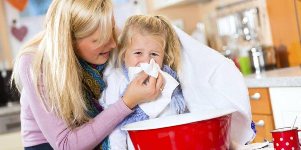 Лікування синуситу у дітей за Комаровським