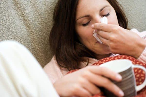 Лікування синуситу в домашніх умовах