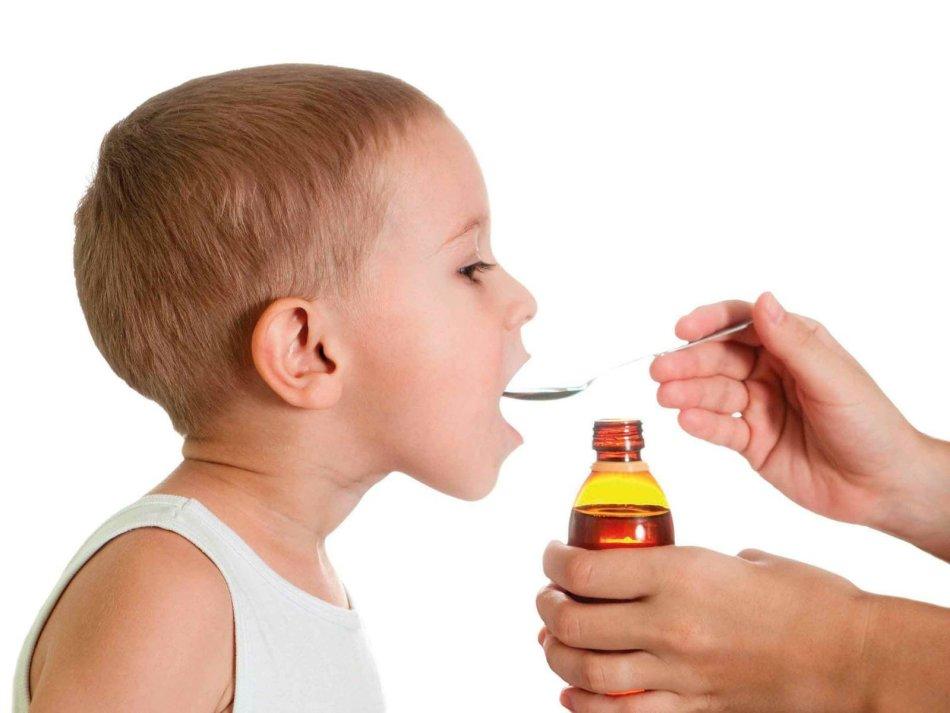 Лікування сухого кашлю сиропом Аскорил