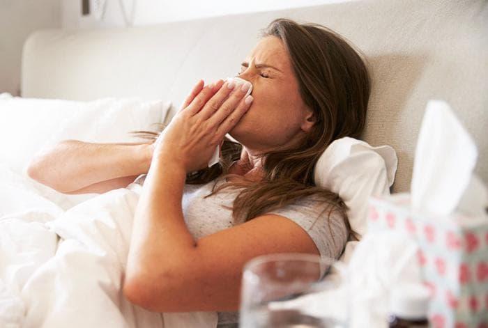 Лікування застуди та ГРВІ при грудному вигодовуванні