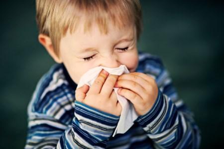 Лікування жовтих соплів у дитини