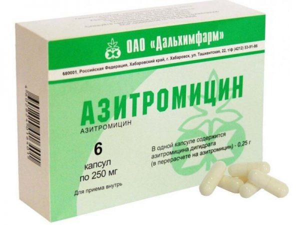 Лікувати гайморит Азитроміцином небезпечно
