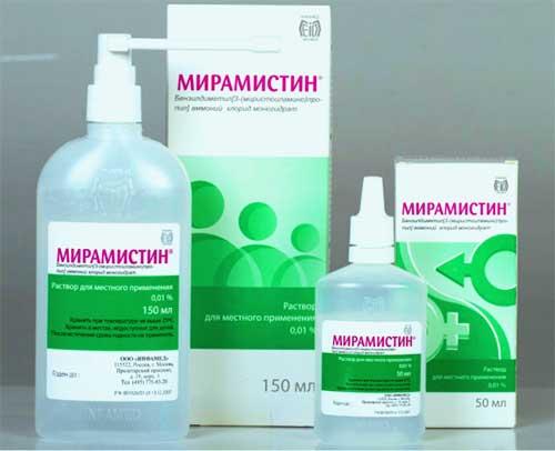 Мірамістин від прищів: склад, переваги використання і ефект