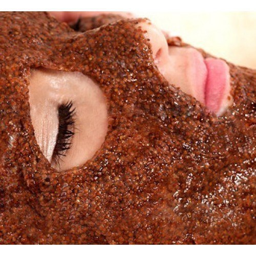 Маски з насіння водоростей для обличчя