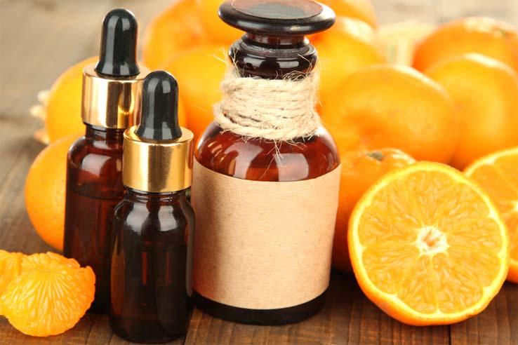 Масло солодкого апельсина для шкіри