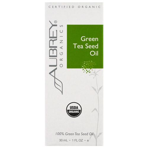 Масло зеленого чаю для шкіри