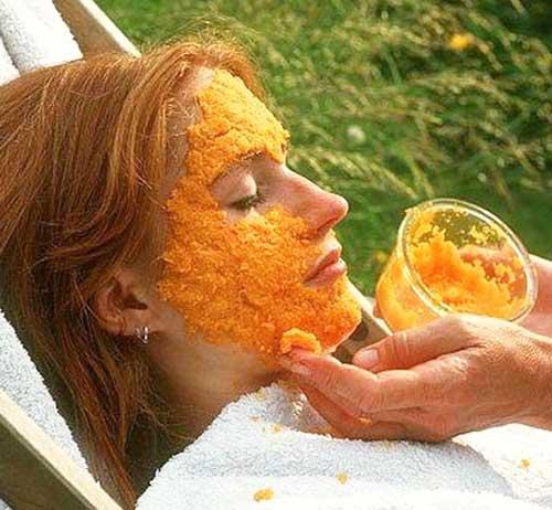 Моркву від прищів та інших косметологічних проблем
