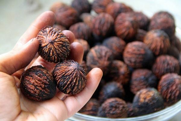 Настоянка чорного горіха – застосування