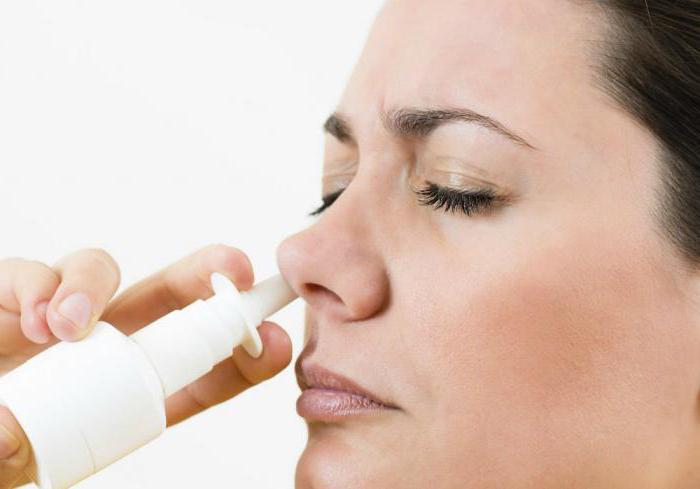 Назонекс при гаймориті – дозування і спосіб застосування
