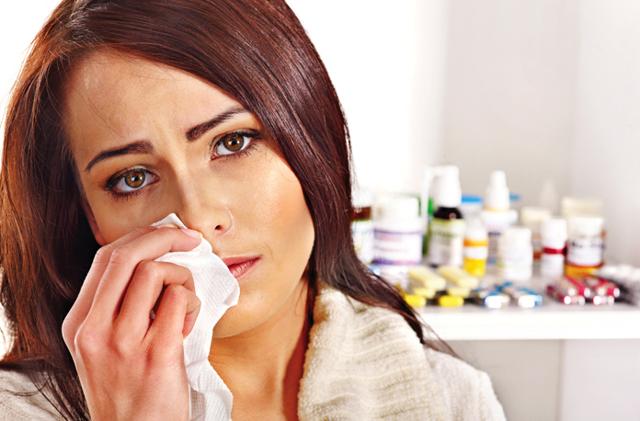 Назви та опис крапель в ніс з антибіотиками