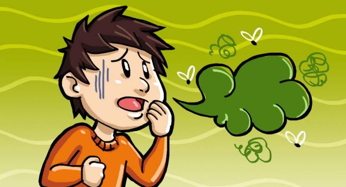 Неприємний запах з носа і рота при гаймориті