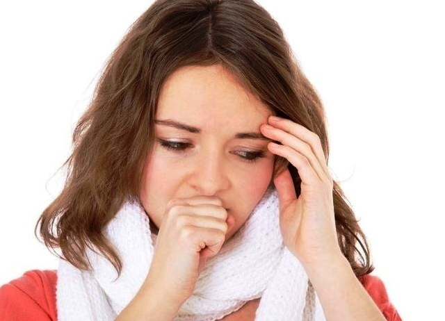 Нежить і мокротиння при кашлі