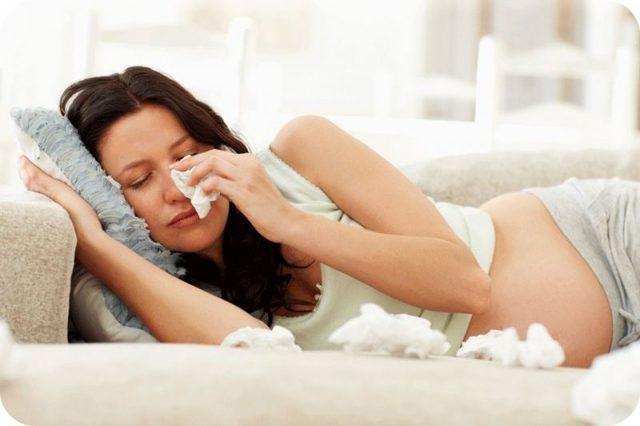 Нежить при вагітності в 3 триместрі особливості лікування