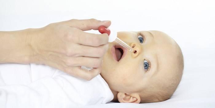Нежить у немовляти ефективні методи лікування