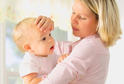 Нежить у немовляти лікування народними засобами