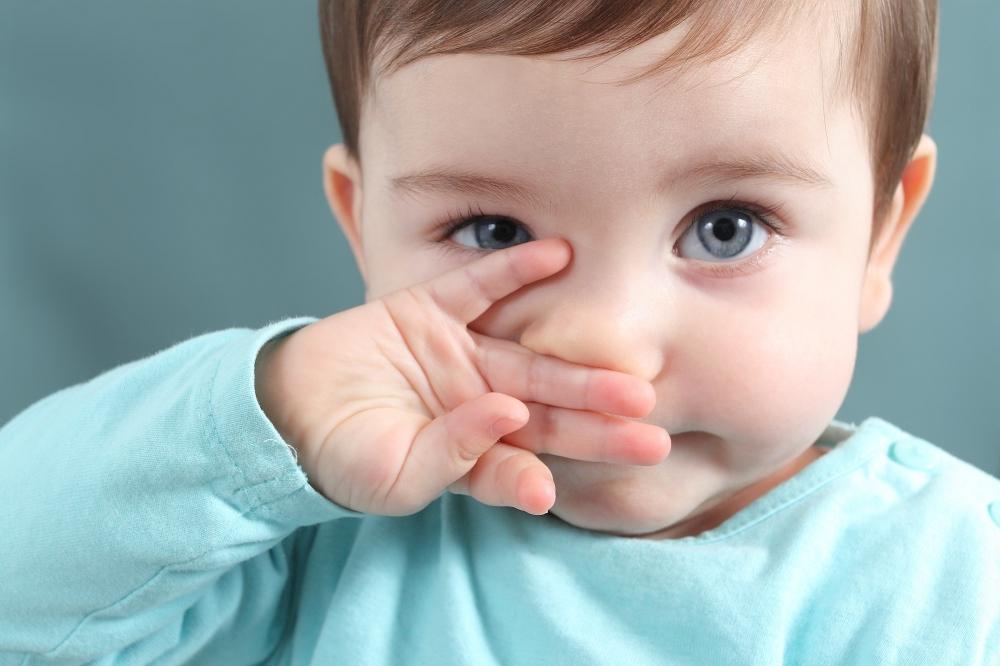 Нежить у немовляти: причини і лікування