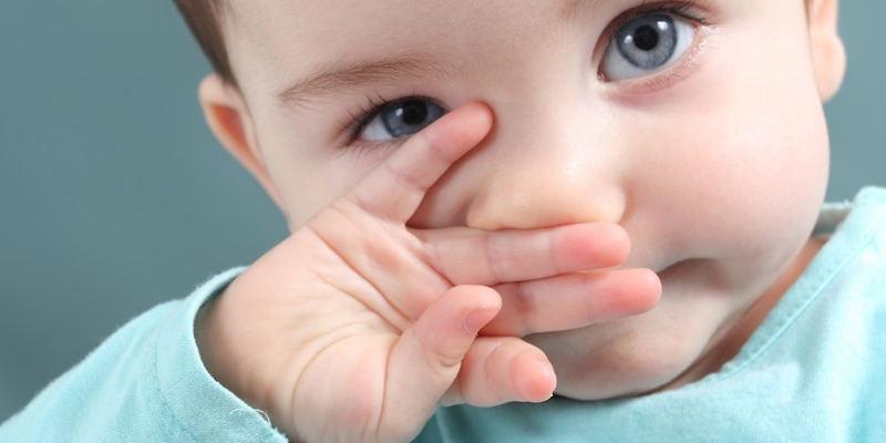 Нежить. Як вилікувати нежить у немовляти