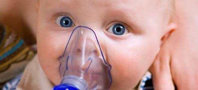 Інгаляції при кашлі у дітей як правильно виконати процедуру