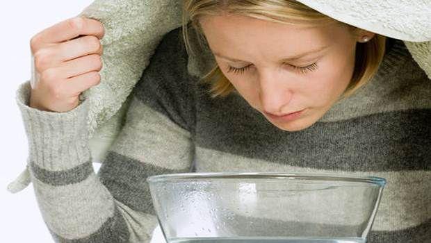 Інгаляції як один з комплексних методів лікування пневмонії