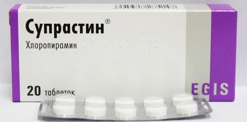 Інструкція до препарату Фенистил і його аналоги