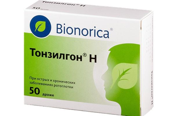 Інструкція по застосуванню препарату Тонзилгон для дітей і дорослих склад і аналоги