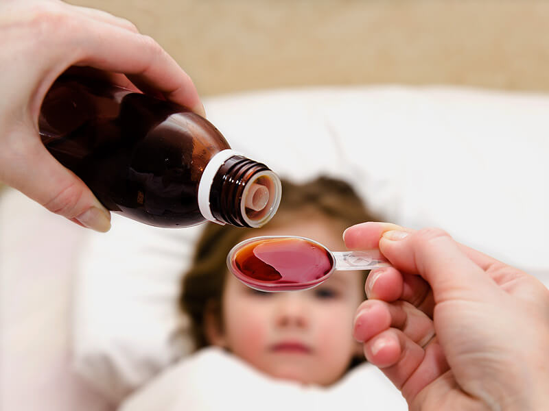 Інструкція по застосуванню Супракса при ангіні або тонзиліті у дорослих і дітей