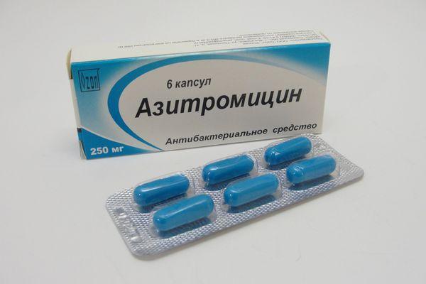 Інструкція щодо застосування Азитроміцину при ангіні у дорослих і дітей скільки днів пити
