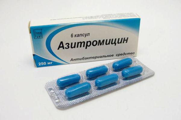 Інструкція щодо застосування Азитроміцину при гаймориті і синуситі аналоги