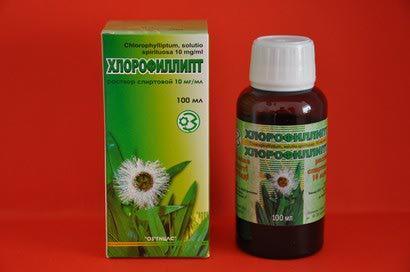 Інструкція щодо застосування спрею Хлорофіліпт для дорослих дітей і при вагітності