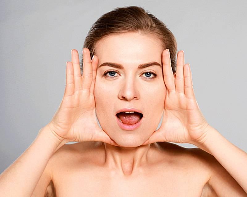 Позбутися від судинних зірочок на шкірі обличчя