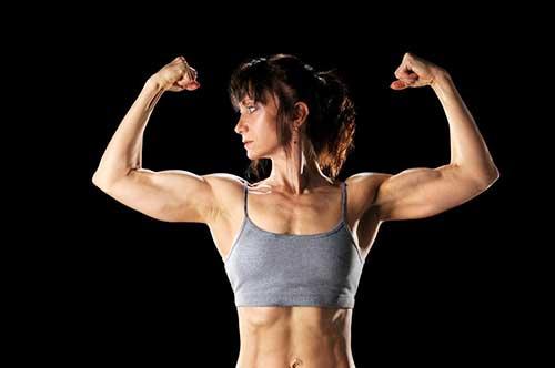 Прищі від підвищеного тестостерону у жінок
