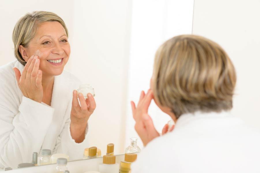 В 60 років шкіра обличчя буде виглядати на 30 з трьома перевіреними кремами