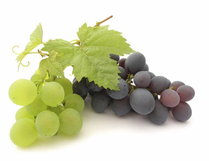 Виноград – кращий засіб для втомленою шкіри