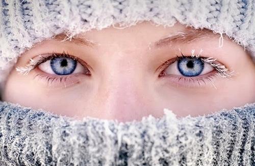 Як мороз шкодить нашій шкірі?