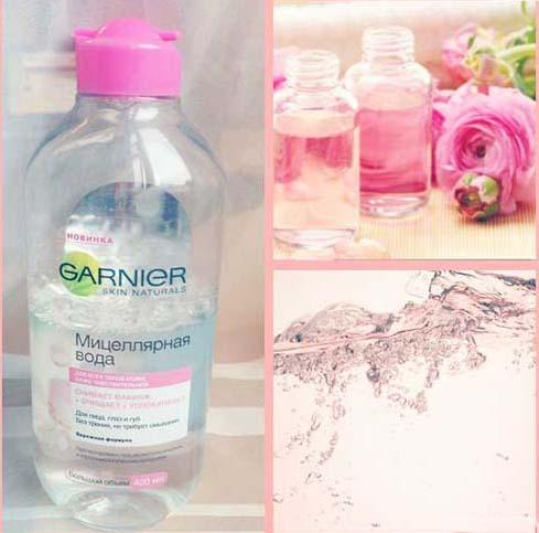 Застосування мицеллярной води від прищів